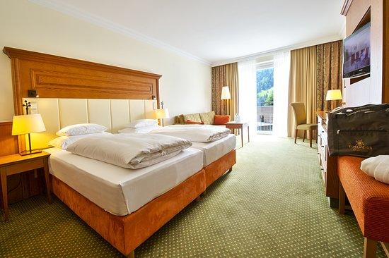 Hotel Edelweiss: Zimmer Typ D