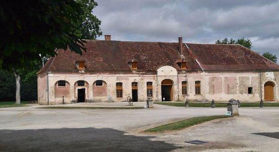 Château de Vaux - Bâtiment annexe