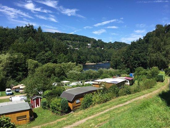 Simmerath, Германия: Camping Rursee