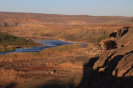 Noordoewer, Namibia: Familiy houses