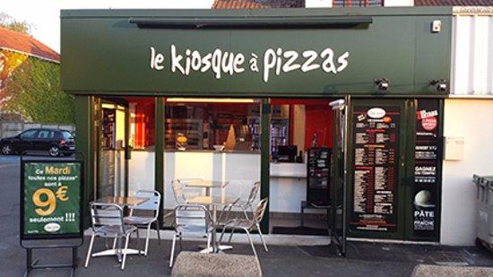 Carte Kiosque A Pizza.Carte Menu Picture Of Le Kiosque A Pizza Brie Comte Robert