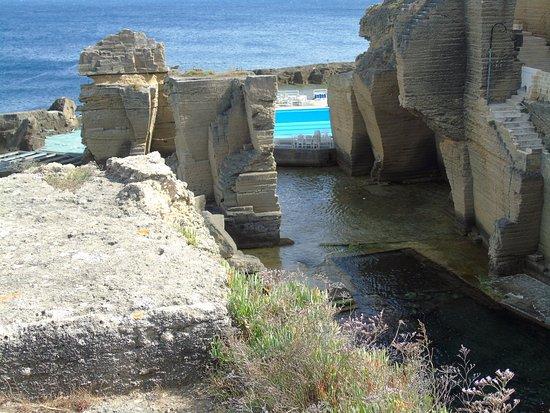 Piscine foto di bagno marino archi santa cesarea terme - Bagno marino archi santa cesarea ...