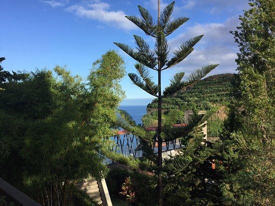 إيستالاجيم دا بونتا دو سول: Хороший вид на окрестности Ponta do Sol