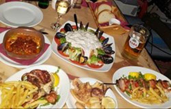 Sivota, Griechenland: νόστιμα πιάτα !!!!