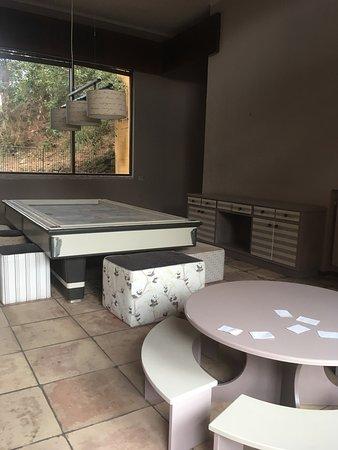 Hotel Residence Roccamare: Saletta mini-club 2016 (offnung)