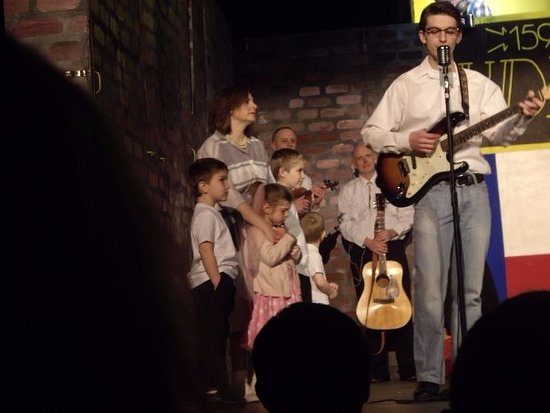 "North Vernon, IN: The musical ""The Buddy Holly"" story."