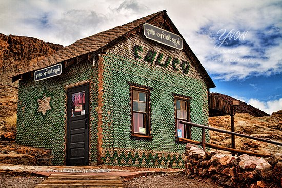 Calico ghost town - Picture of Calico Ghost Town, Yermo ...