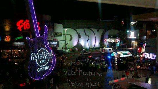 Hard Rock Cafe Cancun - Picture of Hard Rock Cafe, Cancun ...