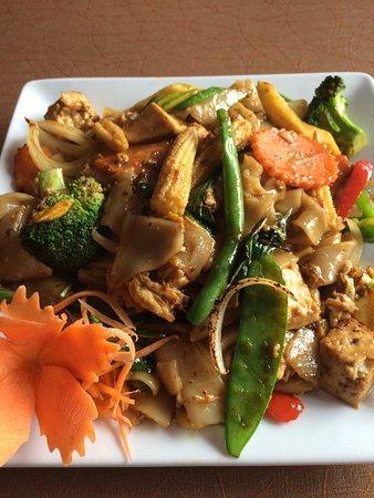 Inside picture of thai e sarn cuisine arlington for Arlington thai cuisine