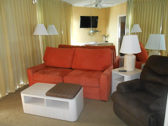 Ocean East Resort Club: Studio unit