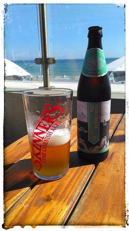 Praa Sands, UK: Cheers m'dears...
