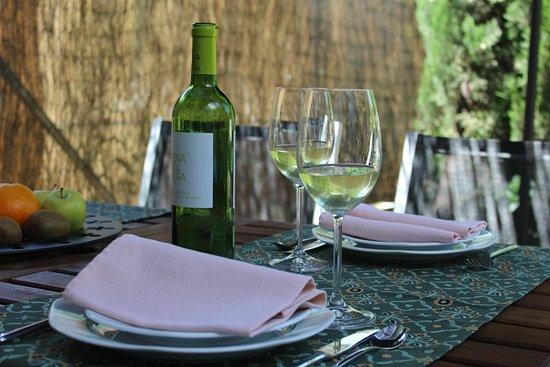Almedinilla, Spanje: Een lichte lunch of heerlijk diner in ons restaurant