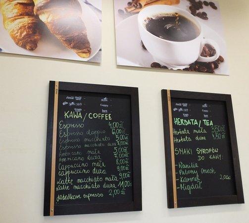 Nowy Dwor Mazowiecki, Pologne : Quadrans Caffee