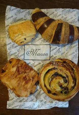 Auberge de Jeunesse MIJE  Fauconnier : nearby pastry shop