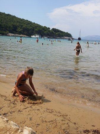 Povlja, โครเอเชีย: Lovrecina plaża oddalona o 36 km