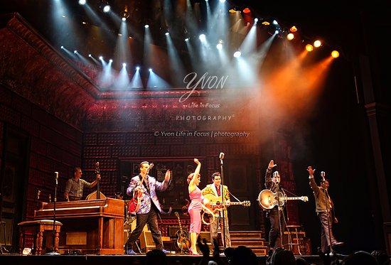 Million Dollar Quartet : Papillon Grand Canyon Heli tour