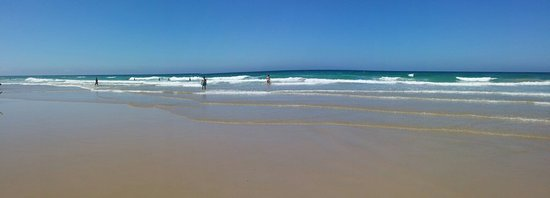 Playa de Atlanterra