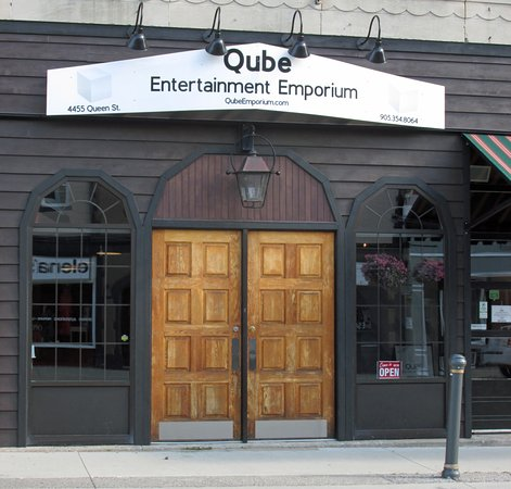 Qube Entertainment Emporium