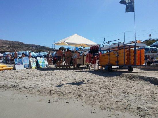 Zelt San Remo 6 : San remo beach restaurant bild från