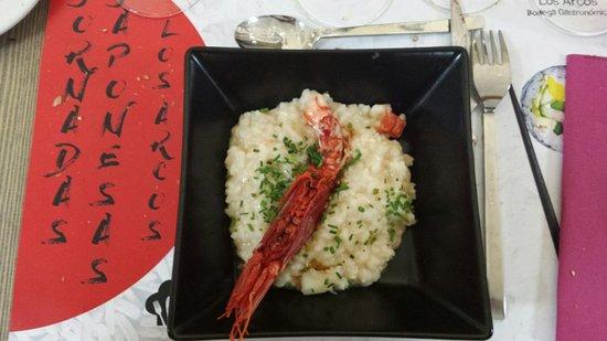 Montilla, إسبانيا: Exquisito....menú degustación de 4 platos + postre.....Cocinero Antonio Requena muy amable y ate