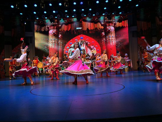 Zang Mi Tibetan Music and Dance Show: photo1.jpg
