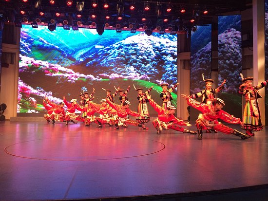 Zang Mi Tibetan Music and Dance Show: photo3.jpg