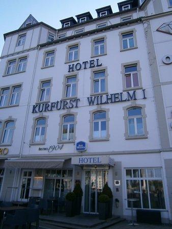 bistro 1904 am hotel kurfurst wilhelm i kassel restaurant reviews phone number photos. Black Bedroom Furniture Sets. Home Design Ideas