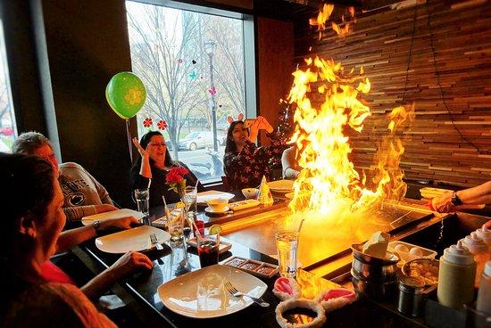 Best Hibachi Restaurant Nj