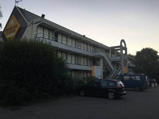 Hotel Premiere Classe Vichy - Bellerive Sur Allier : photo0.jpg