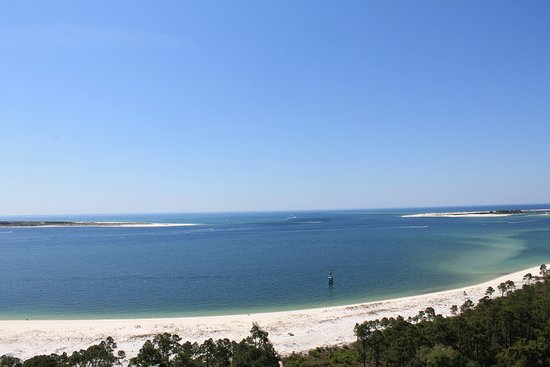 Pensacola Lighthouse and Museum: View from Tower