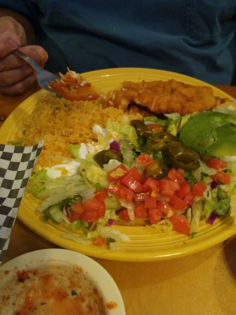 Peppers Mexican Grill and Cantina: 20160806_174115_large.jpg