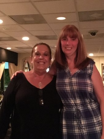Arturo's Italian Restaurant: Judy, the owner with me!