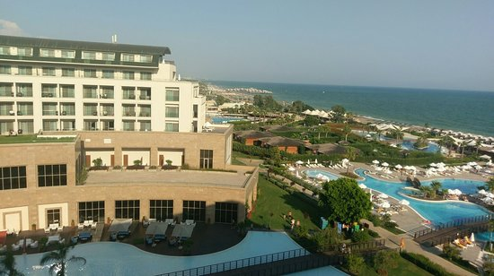 Excellent hotel and facilities