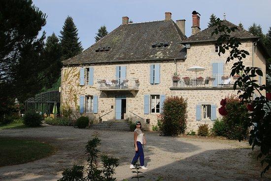 Boisset, Francia: Auberge de Concasty
