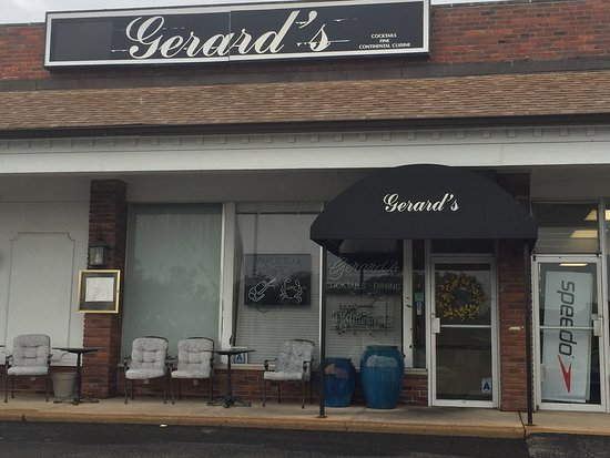 Gerard S Restaurant Saint Louis 12240 Manchester Rd