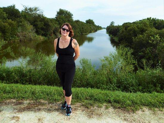 Apopka, فلوريدا: Hottie loves hiking...