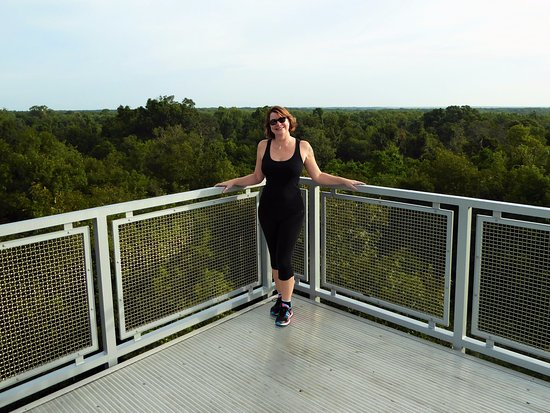 Apopka, FL: Hottie on the Overlook