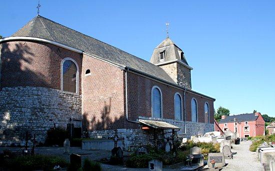 Eglise Saint-Etienne aux Awirs