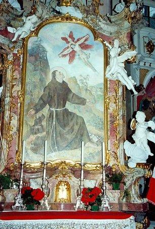 Bad Staffelstein, Germania: Vierzehnheiligen ... Man kann Tage in diesem herrlichen Gotteshaus verbringen ...