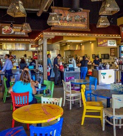 Cafe Rio In Manhattan Beach