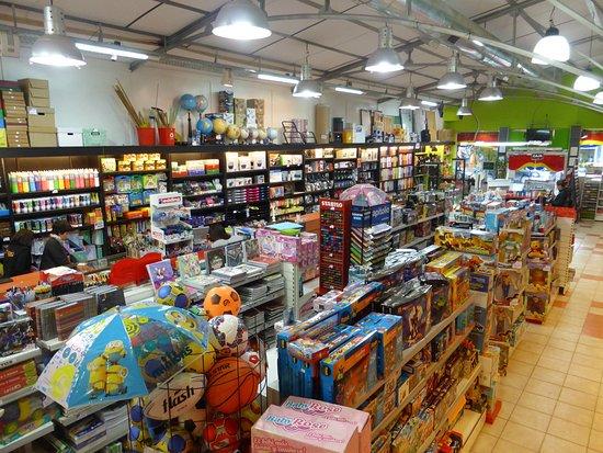 Librerias y Jugueterias JUMBO Express