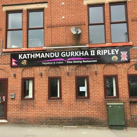 Ripley, UK: Kathmandu Gurkha