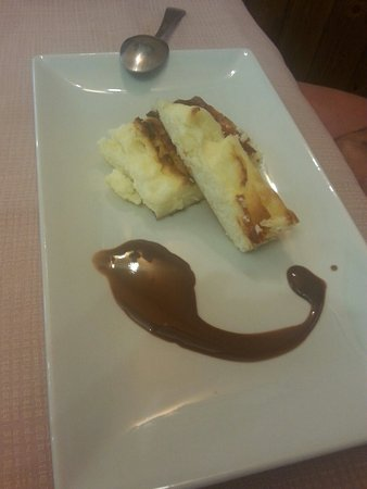 Tembleque, España: Tarta de queso_large.jpg