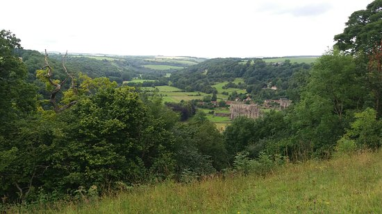 Helmsley, UK: Rievaulx Terrace and Temples