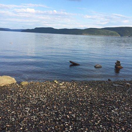 Parc Aventures Cap Jaseux : Fjord du Saguenay