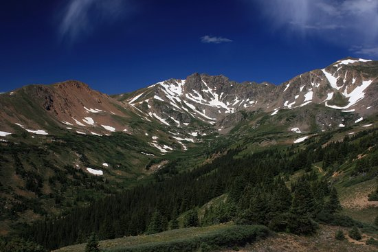 Dillon, CO: Peaks Surrounding Herman Lake