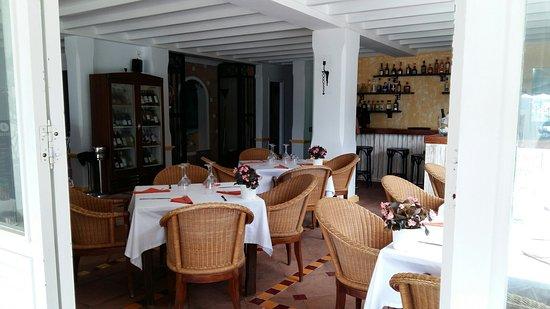 Sant Vicent de sa Cala, Spania: Restaurante Es Calo