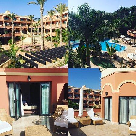 Hotel Las Madrigueras Golf Resort & Spa: Bellissimo hotel, Relax e cortesia assicurata