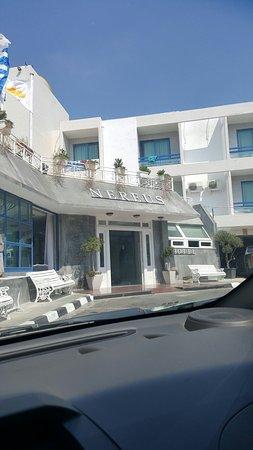 Nereus Hotel: 20160729_142504_large.jpg