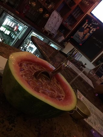 Lauderhill, Flórida: Watermelon soju